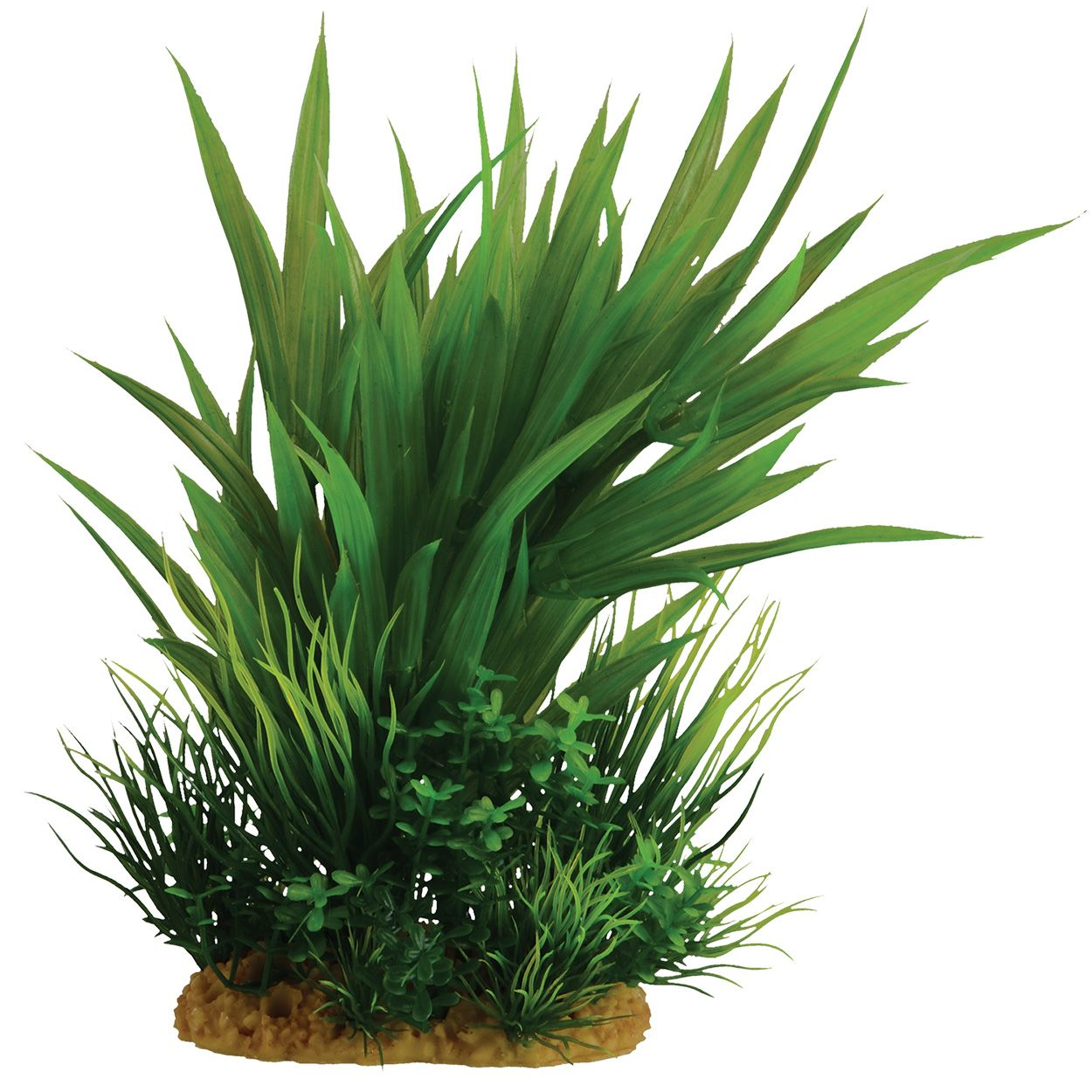 Underwater Treasures Arrow Grass Scene - 7 inch