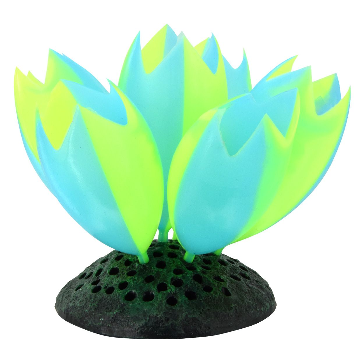 Underwater Treasures Glow Action Sea Squirts - Blue