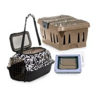Cat Carriers & Doors