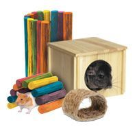 Small Animal Sleepers & Hideouts
